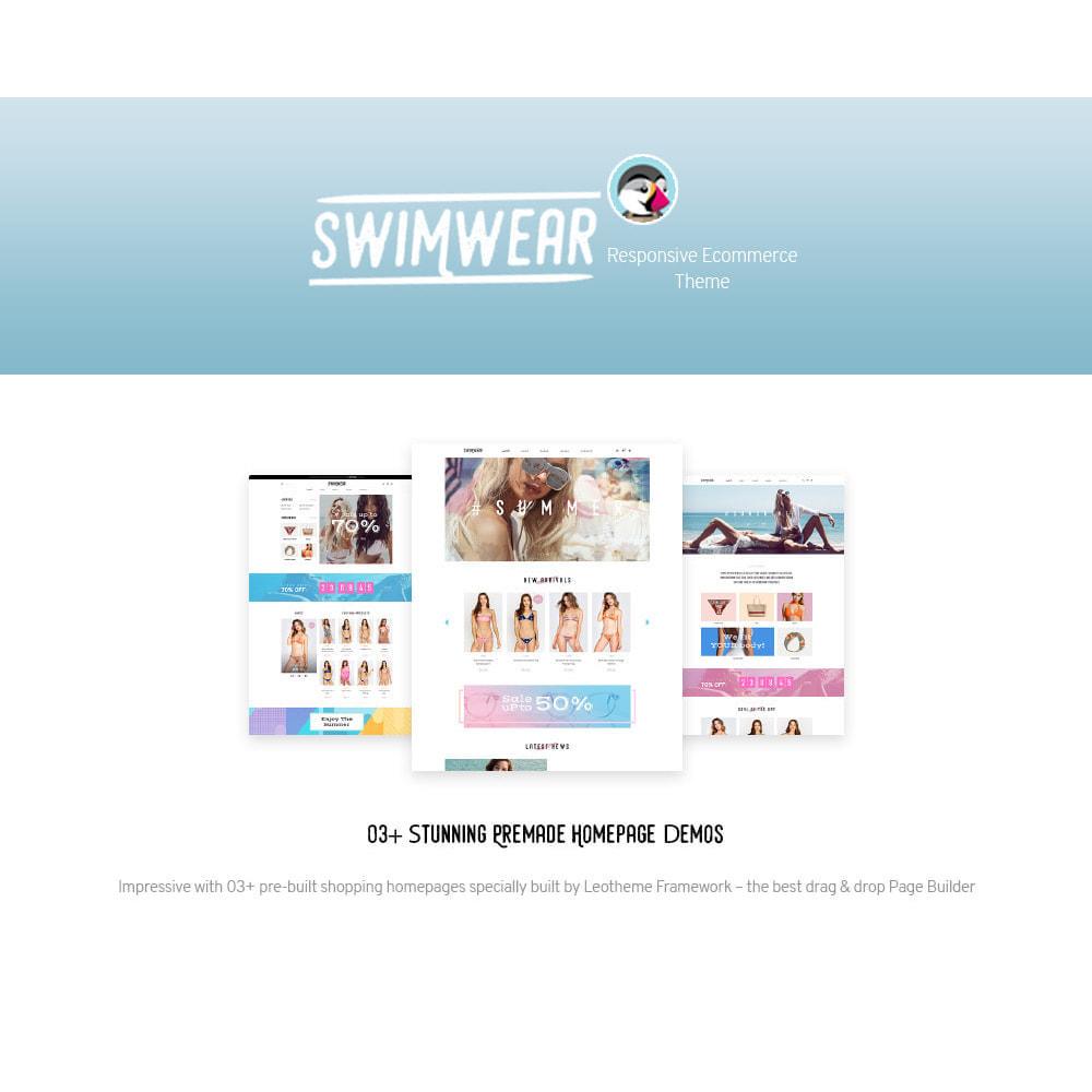 theme - Moda & Calçados - Leo Swimwear Fashion Store - 1