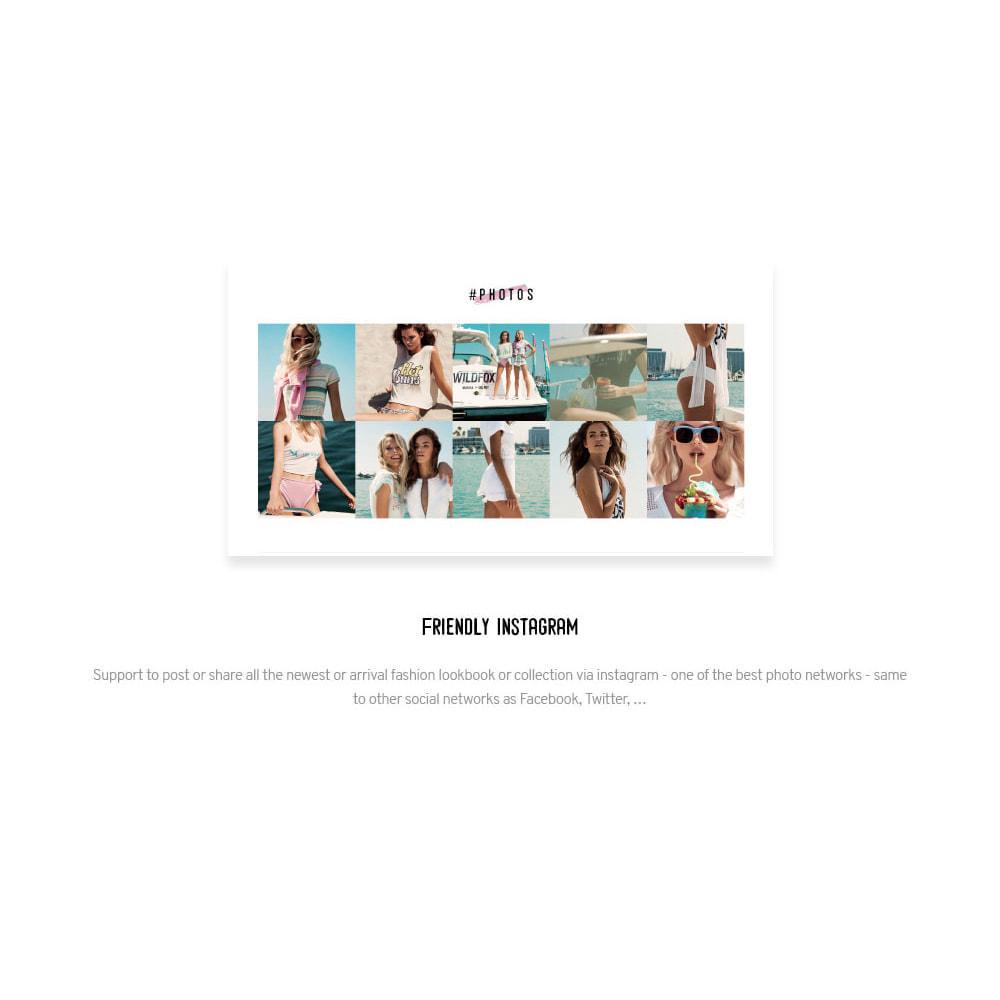 theme - Moda & Calçados - Leo Swimwear Fashion Store - 6