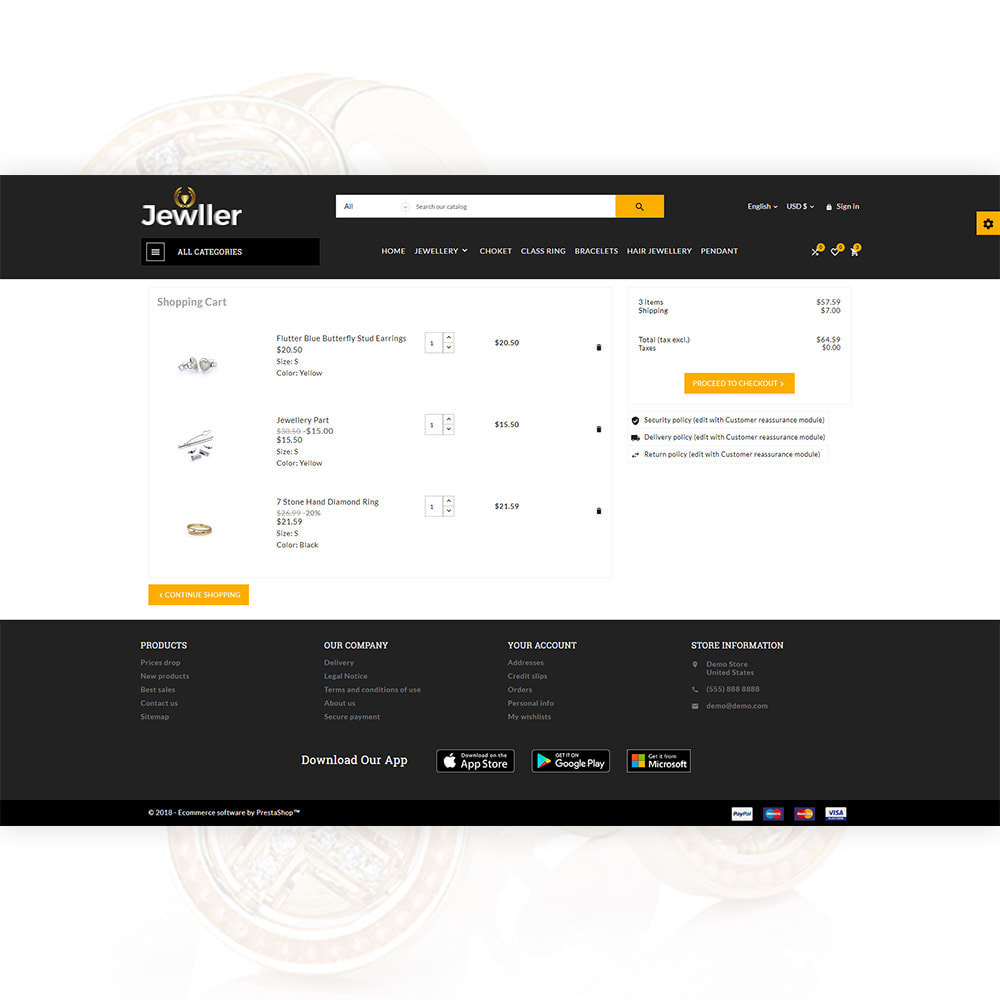 theme - Ювелирные изделия и Аксессуары - Jewller – Jewelers  Super Store - 5