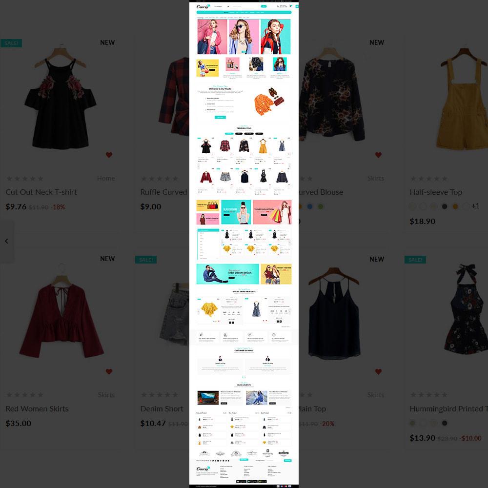 theme - Moda & Obuwie - Gucciy world–Fashion  Big Shop - 2