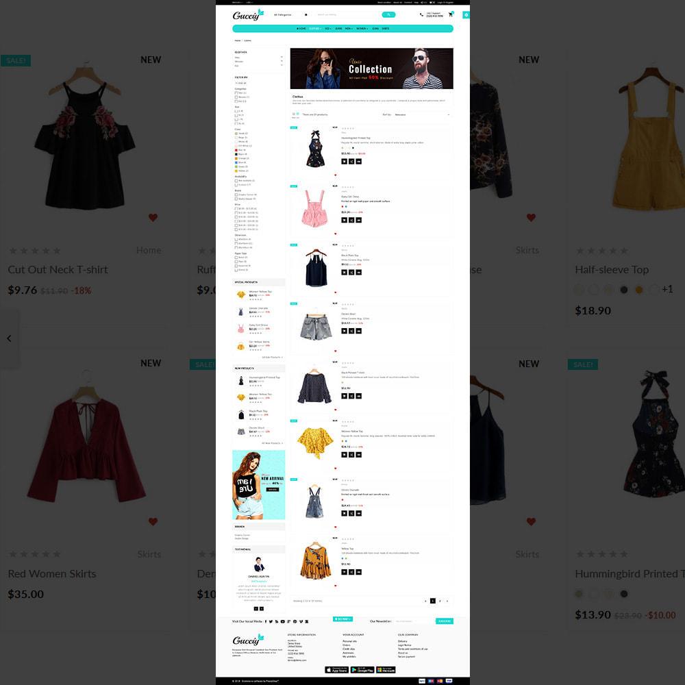 theme - Moda & Obuwie - Gucciy world–Fashion  Big Shop - 3