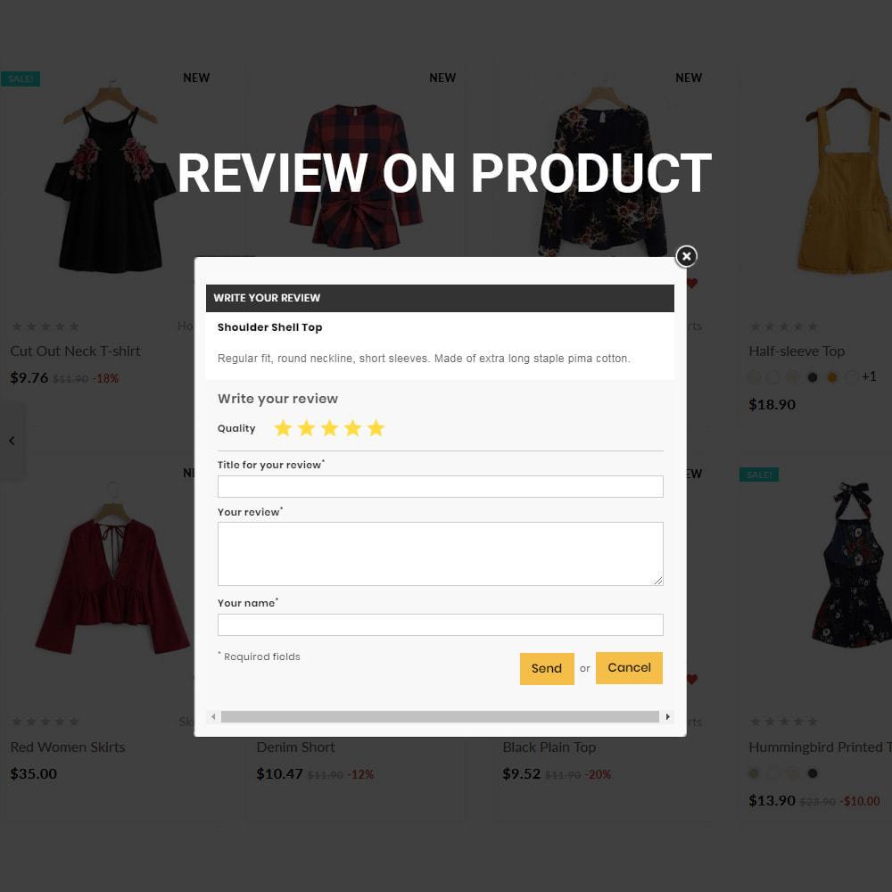 theme - Moda & Obuwie - Gucciy world–Fashion  Big Shop - 9