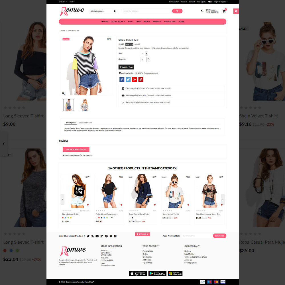 theme - Moda & Obuwie - Omwe–Fashion  Mega Shop - 4