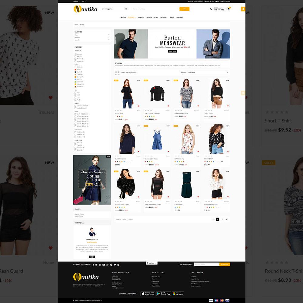 theme - Moda & Obuwie - Style Vautika Fashion Mega Shop - 3