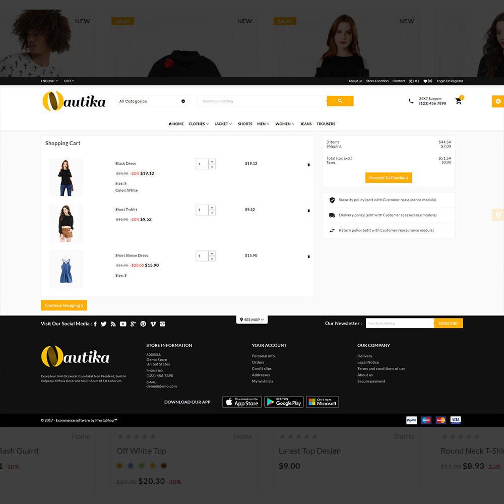 theme - Moda & Obuwie - Style Vautika Fashion Mega Shop - 5