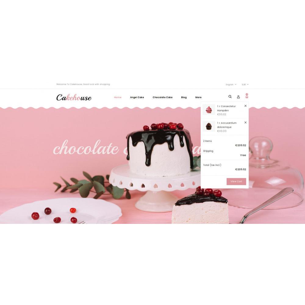 theme - Żywność & Restauracje - Cackehouse - Sweet Cake Store - 7