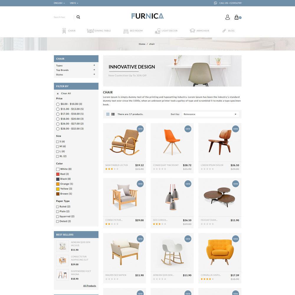 theme - Dom & Ogród - Furnica - Furniture Store - 4