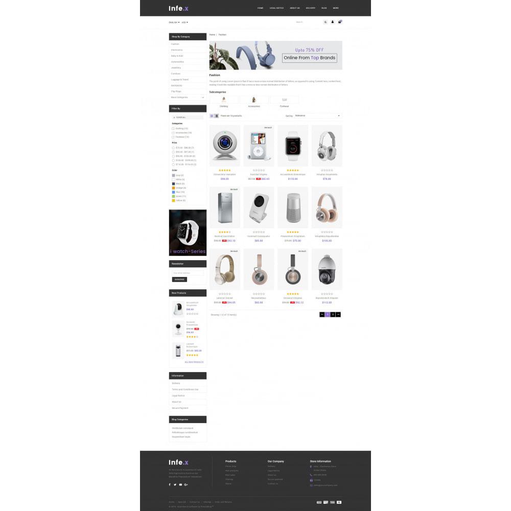 theme - Elektronika & High Tech - Infex - Electronic Store - 3