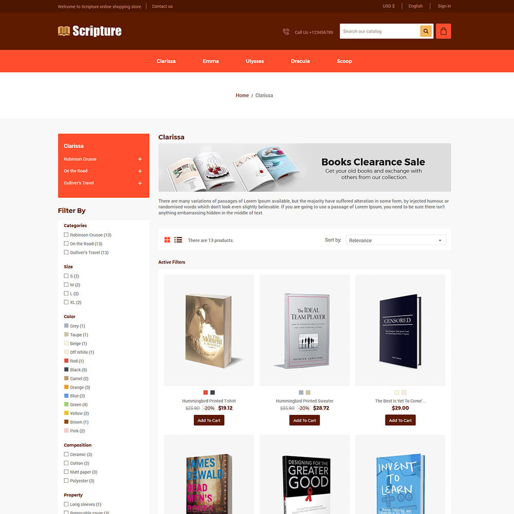 theme - Dom & Ogród - Online Book -Album  Stationary Office Work Store - 2