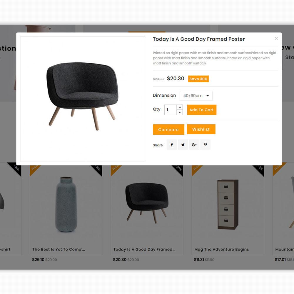 theme - Heim & Garten - Woolux - Furniture & Interior Home Decor - 3