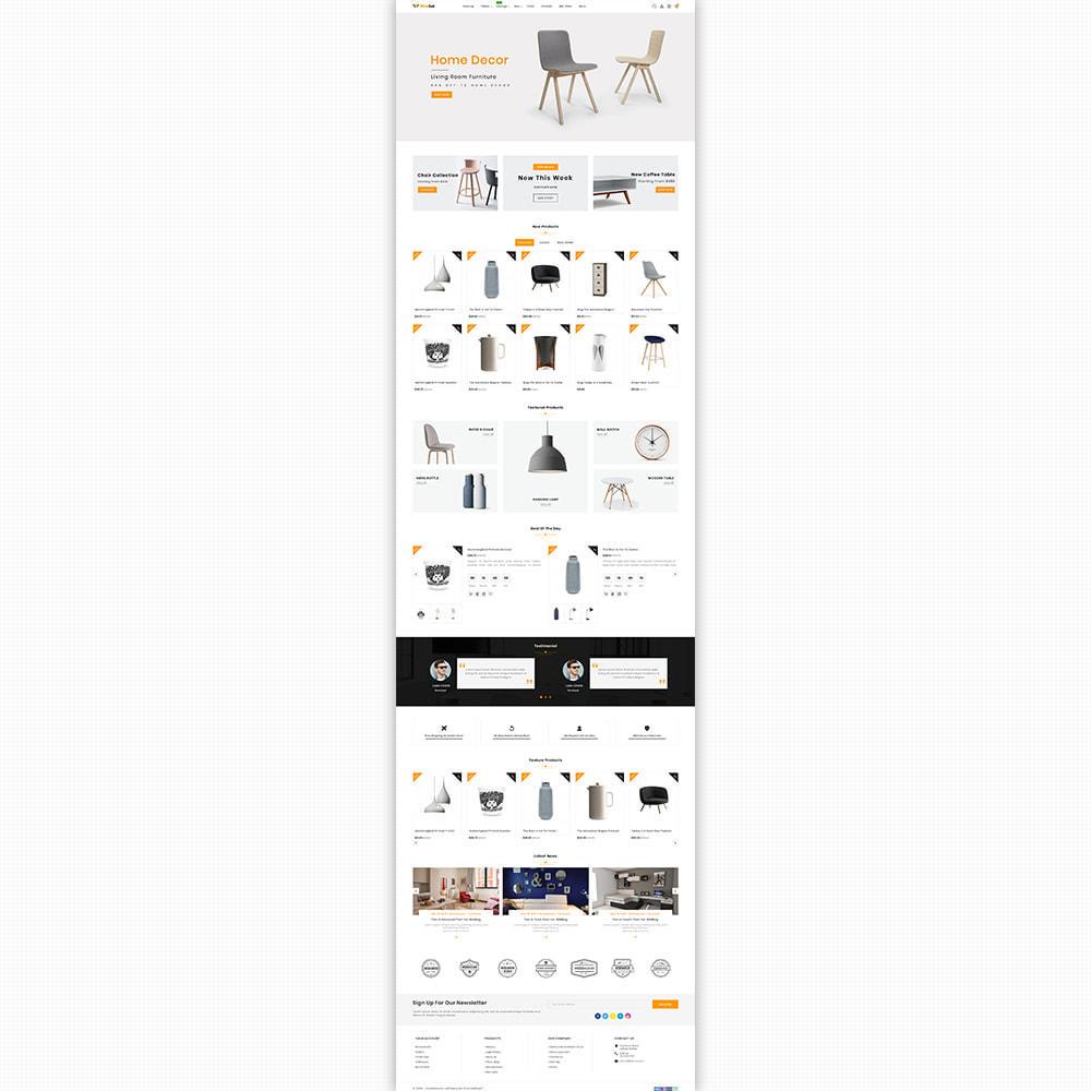 theme - Heim & Garten - Woolux - Furniture & Interior Home Decor - 4