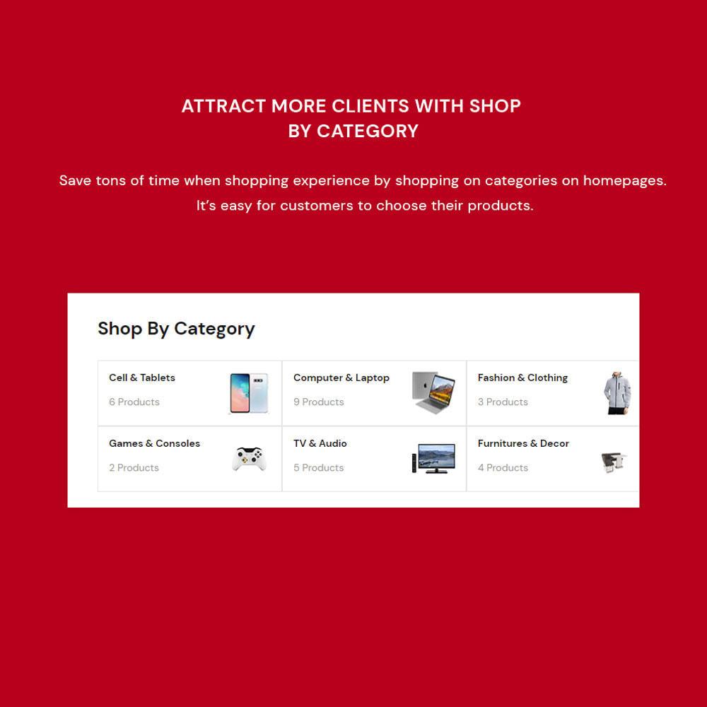 theme - Elektronik & High Tech - Ditech Electronics Ecommerce Store - 4