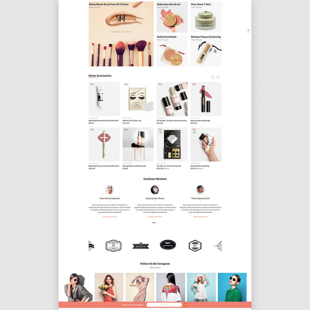 theme - Salud y Belleza - Betro - The Beauty Store - 4