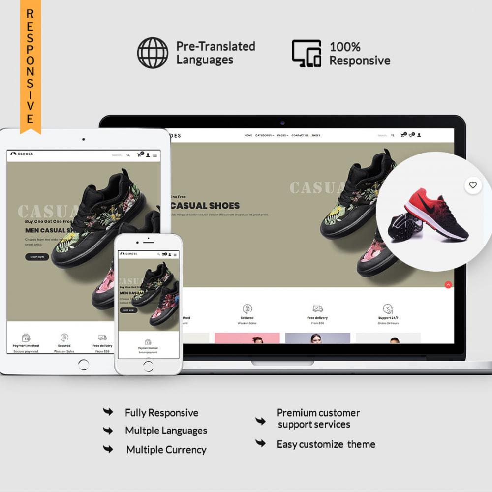 theme - Moda & Obuwie - Cshoes - The Shoes & Fashion Store - 2