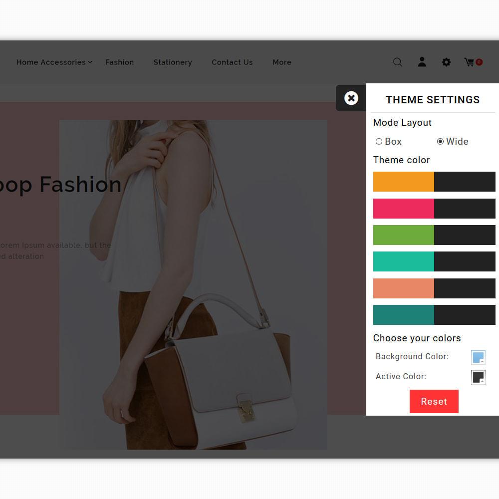 theme - Fashion & Shoes - LookLoop - Fashion & Lifestyle Store For Women & Men - 8