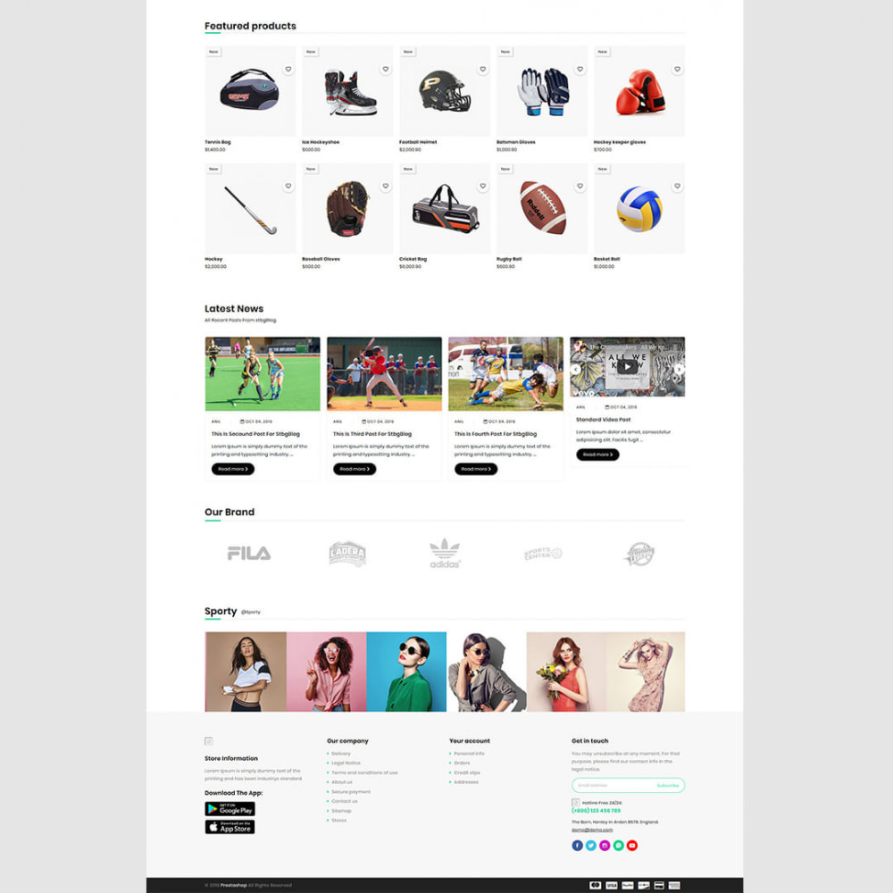 theme - Спорт и Путешествия - Sporty - The Sports, Travel & Fashion Base Store - 4
