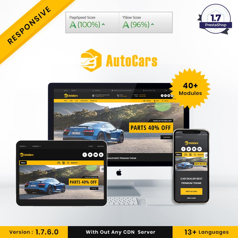 theme - Auto & Moto - AutoCars Autopart Store - 1
