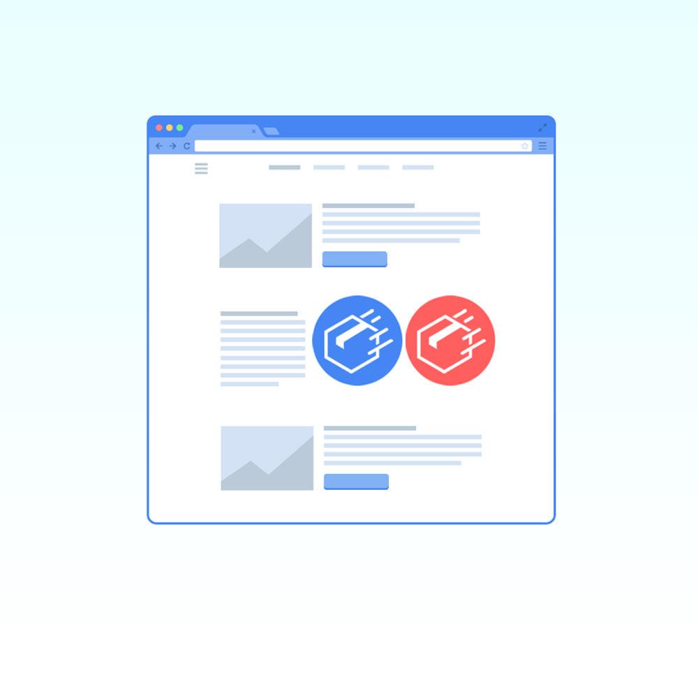 module - Productos en la página de inicio - Productos en las páginas CMS - 1