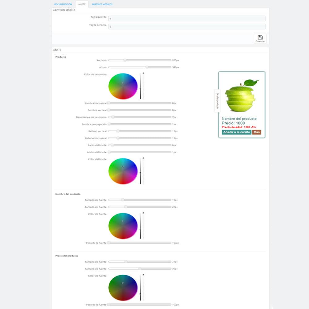 module - Productos en la página de inicio - Productos en las páginas CMS - 7