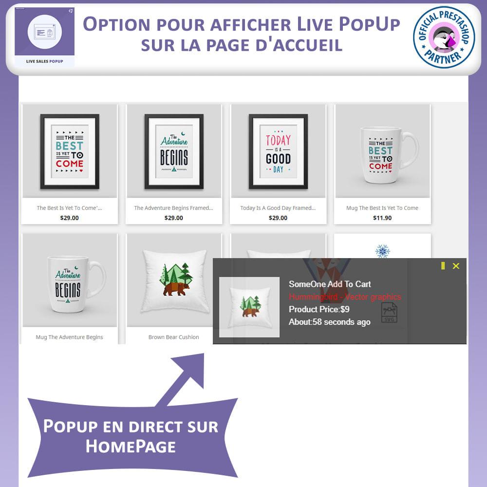 module - Pop-up - Live Sales Popup - 2