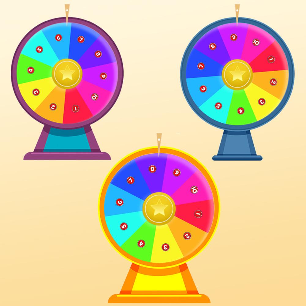 module - Konkursy - Koło fortuny, rabaty i prezenty dla klientów - 9