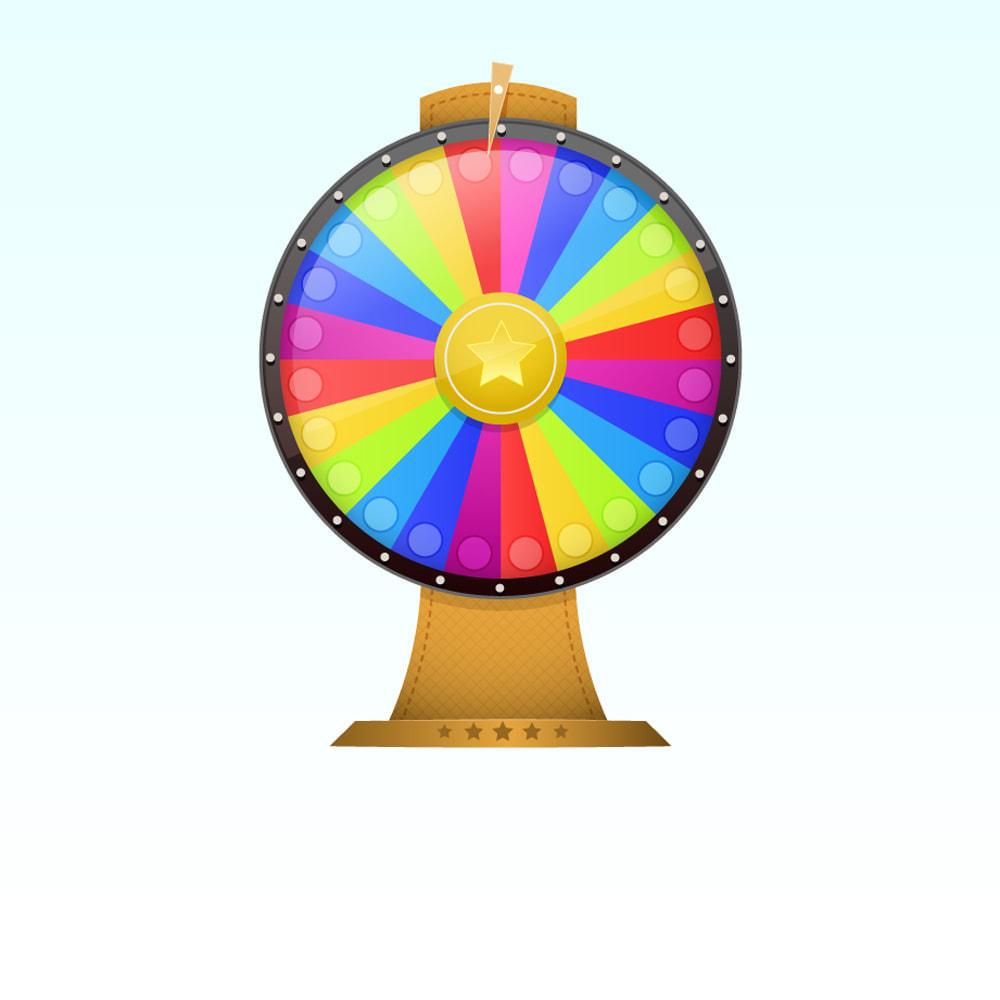 module - Concurso - Wheel la Fortuna, descuentos y regalos a los clientes - 1