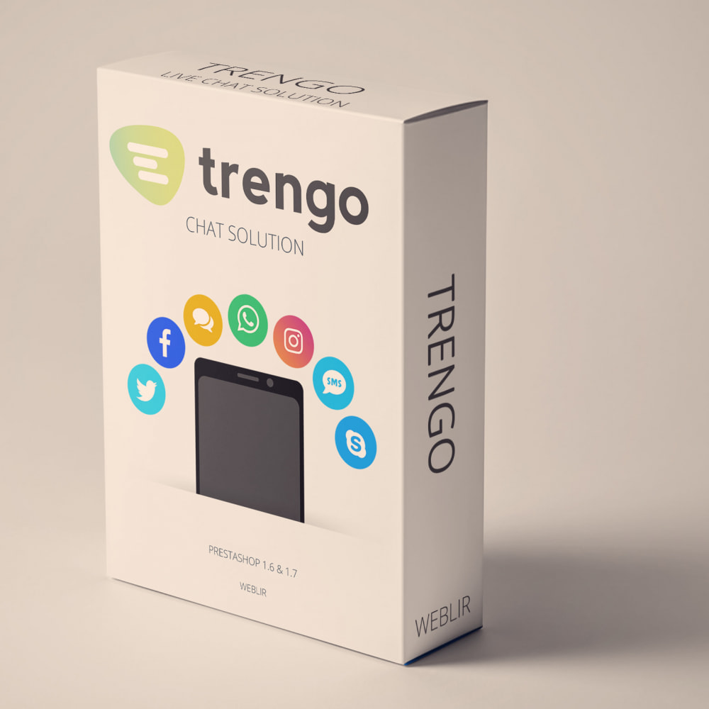 module - Support & Online Chat - Trengo - Powerful Live Chat - 1