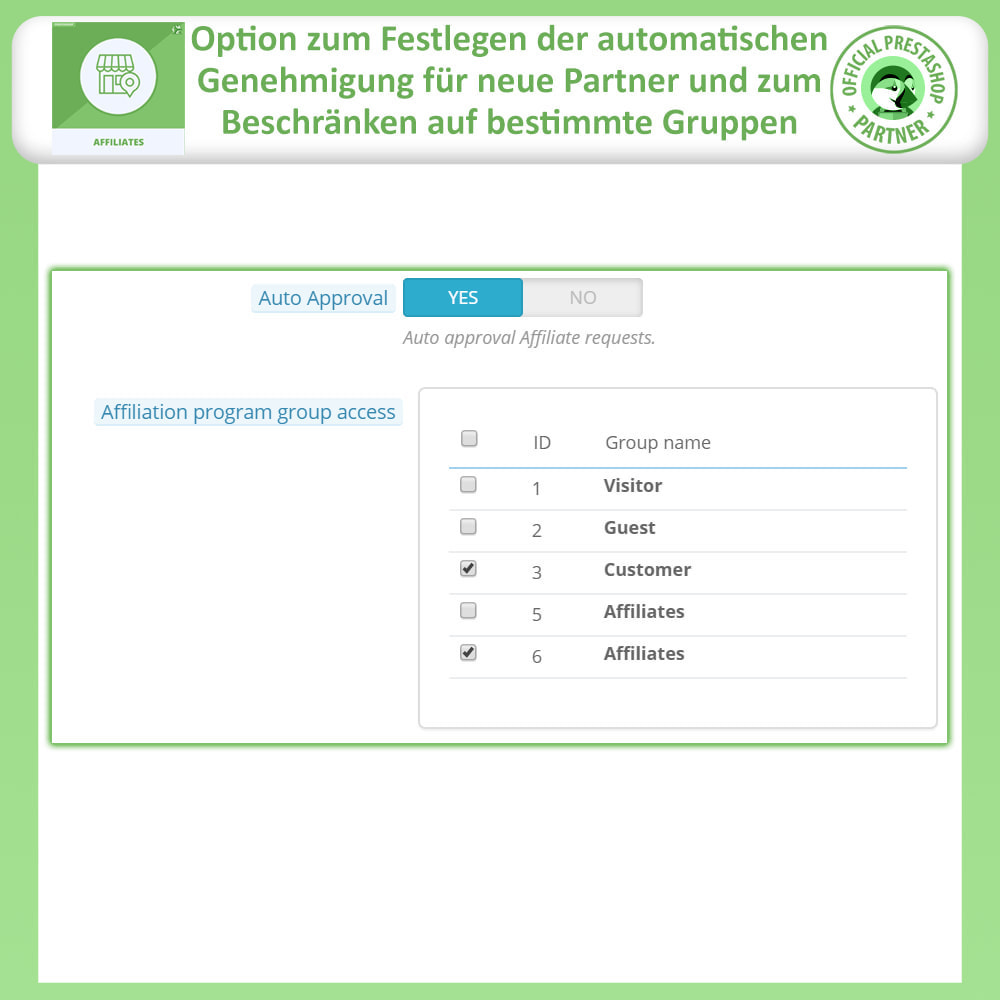 module - SEA SEM (Bezahlte Werbung) & Affiliate Plattformen - Affiliate & Empfehlungsprogramm - 13