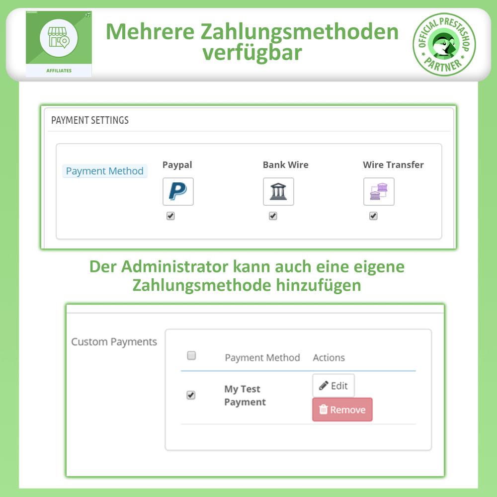 module - SEA SEM (Bezahlte Werbung) & Affiliate Plattformen - Affiliate & Empfehlungsprogramm - 15