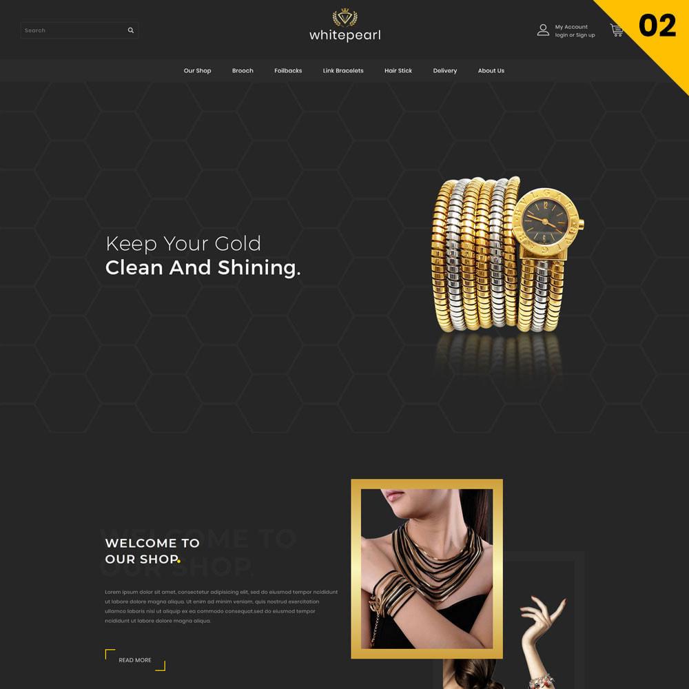 theme - Bijoux & Accessoires - Whitepearl - La bijouterie - 4
