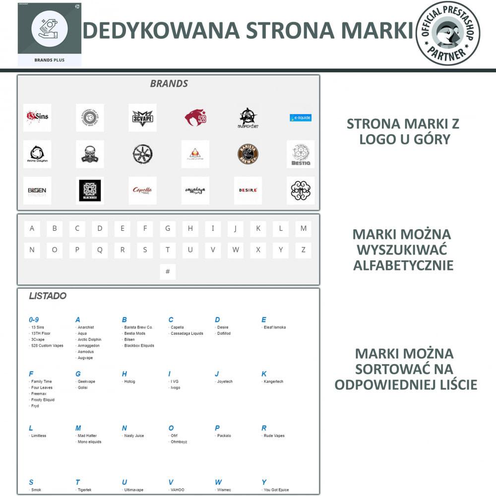 module - Marki & Producenci - Brands Plus - Karuzela reagujących marek i producentów - 6