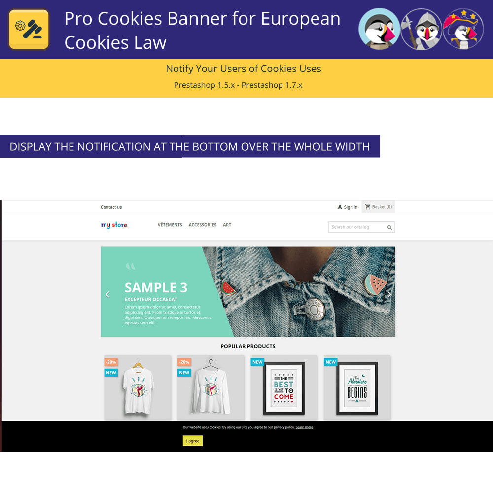 module - Legal - Pro Cookie Banner For The European Cookie Law - 4