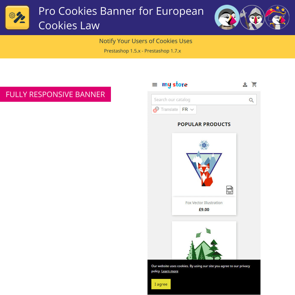 module - Legal - Pro Cookie Banner For The European Cookie Law - 5