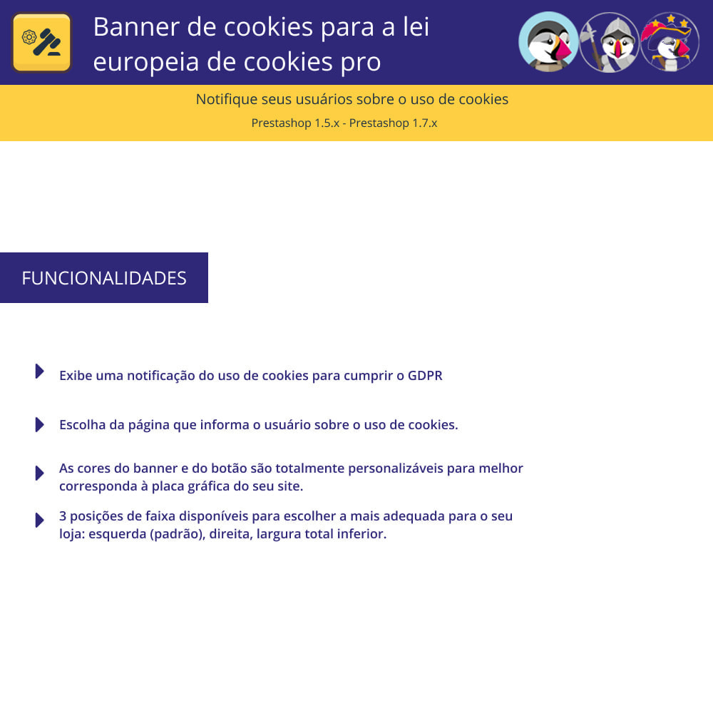 module - Jurídico - Cookies do Banner Pro para regras europeias de cookies - 1