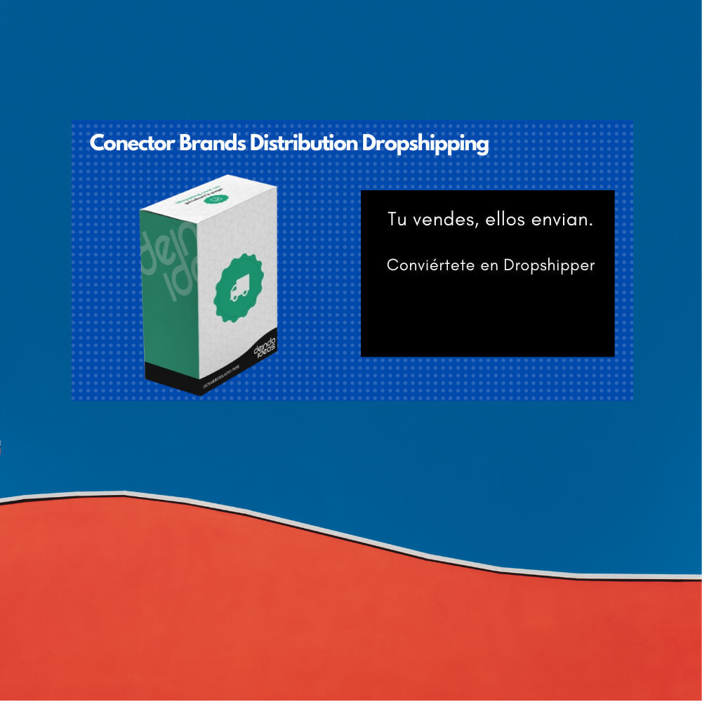 module - Dropshipping - Conector Brands Distribution Dropshipping - 1