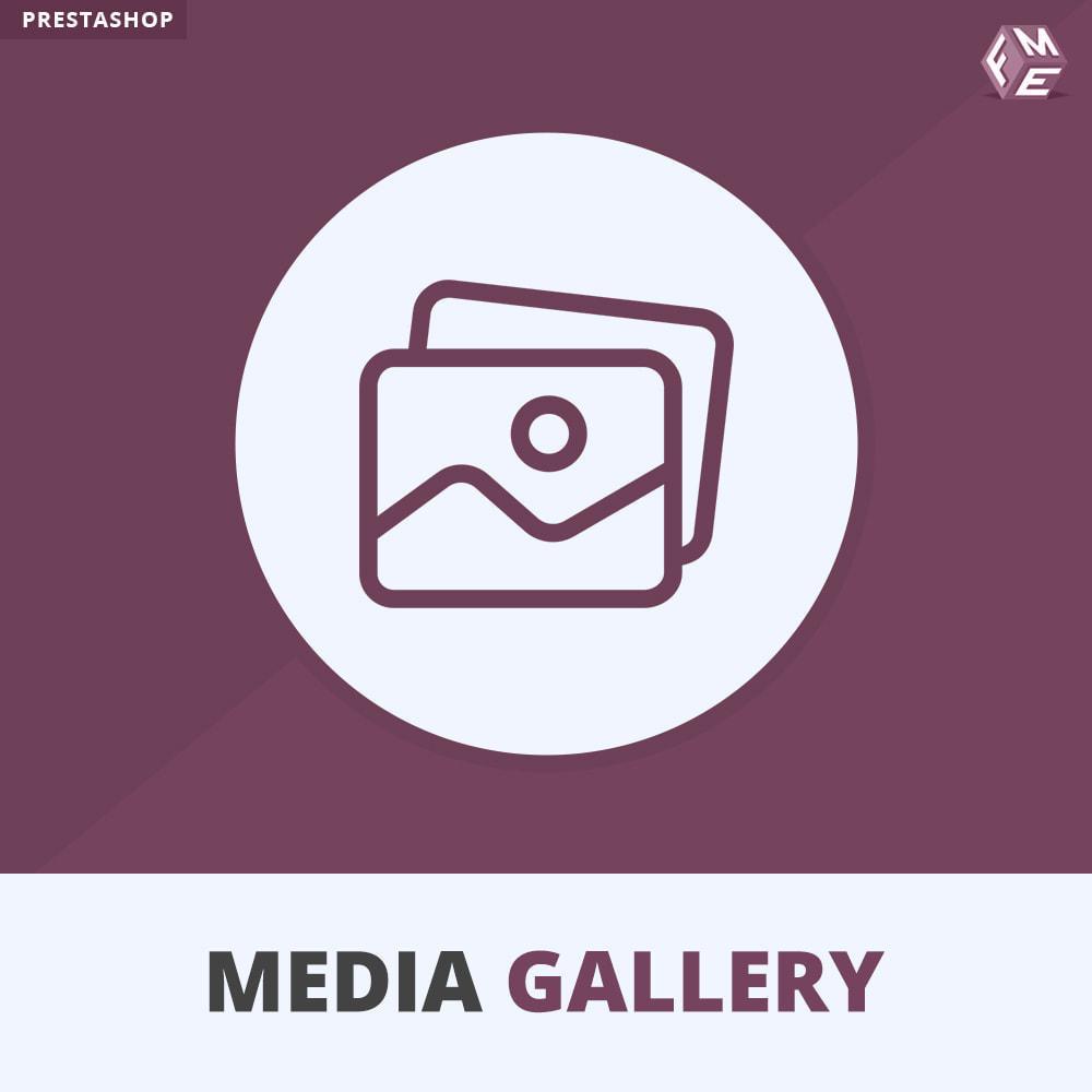 module - Виртуальных товаров - Медиа Галерея - Видео Галерея - 1