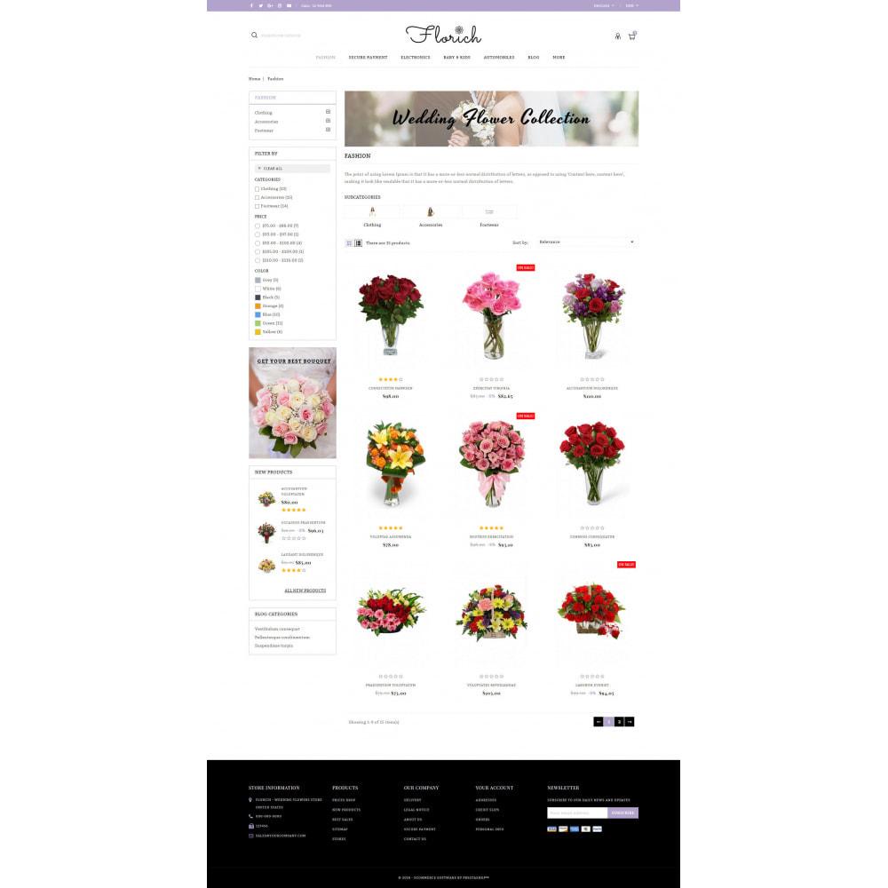 theme - Cadeaus, Bloemen & Gelegenheden - Florich - Wedding Flowers Store - 3