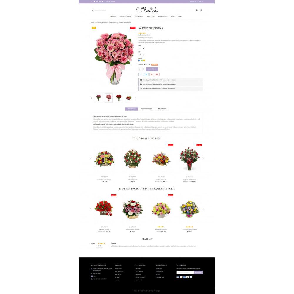 theme - Cadeaus, Bloemen & Gelegenheden - Florich - Wedding Flowers Store - 5