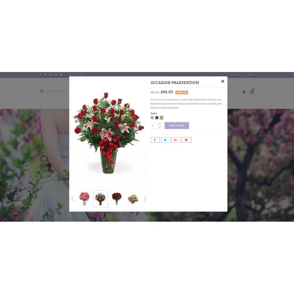 theme - Cadeaus, Bloemen & Gelegenheden - Florich - Wedding Flowers Store - 7