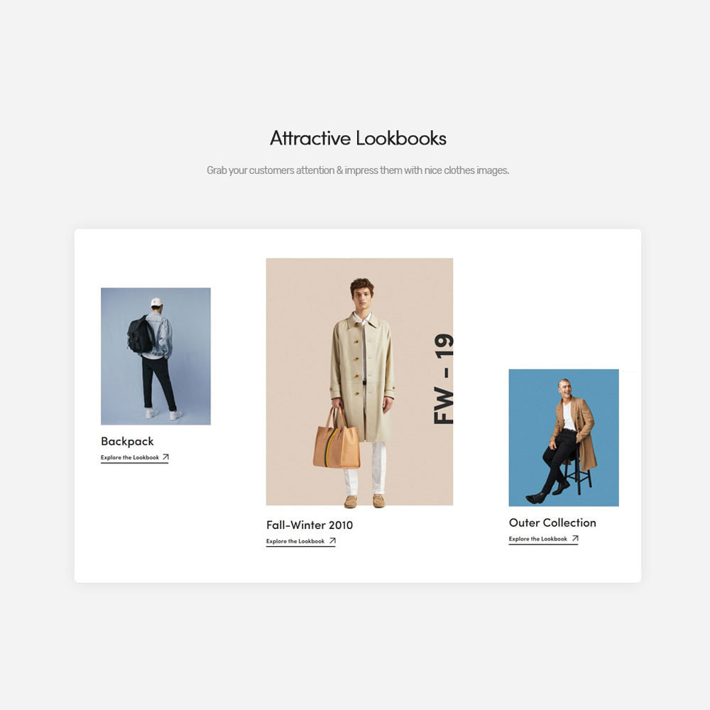 theme - Мода и обувь - Leo QOS Fashion Ecommerce - 8