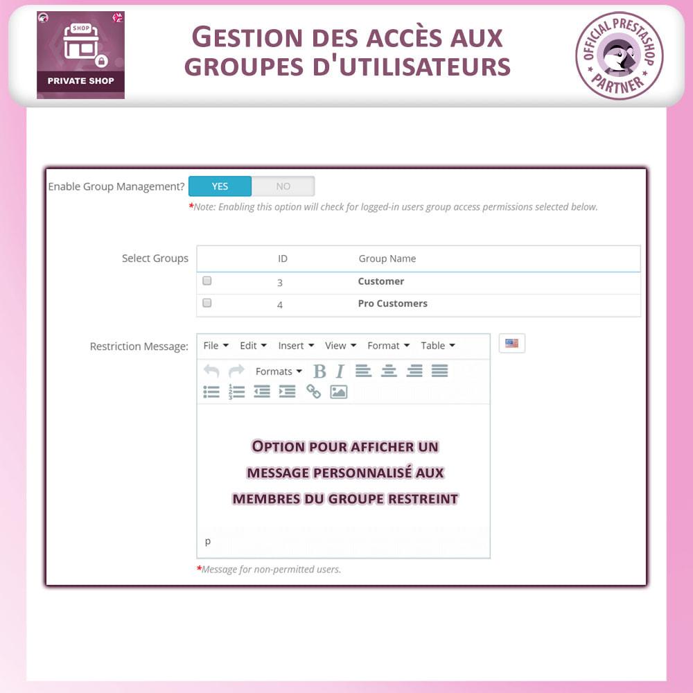 module - Ventes Flash & Ventes Privées - Magasin Privé, Connexion Pour Voir La Boutique - 11