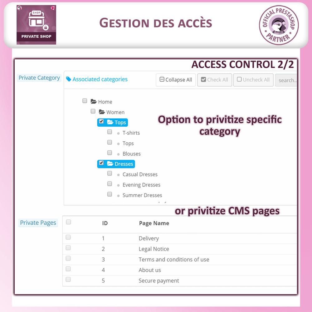 module - Ventes Flash & Ventes Privées - Magasin Privé, Connexion Pour Voir La Boutique - 12