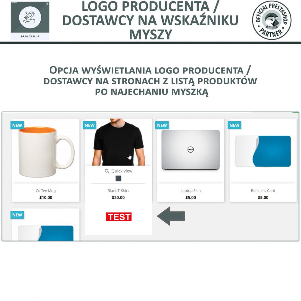 module - Marki & Producenci - Brands Plus - Karuzela reagujących marek i producentów - 4