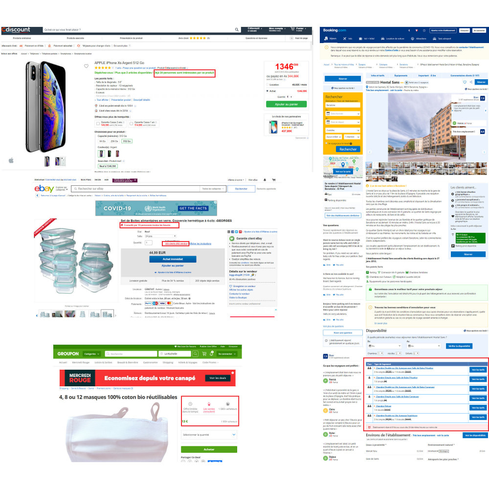 module - Cross-selling & Product Bundles - Incentive message on product page increase your sales - 4