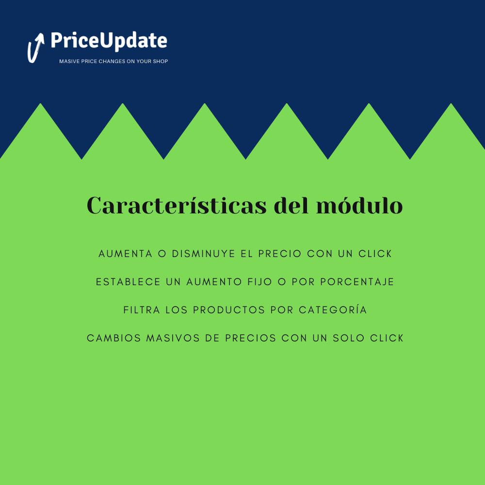 module - Edición Rápida y Masiva - Actualización de precios  masiva - 3