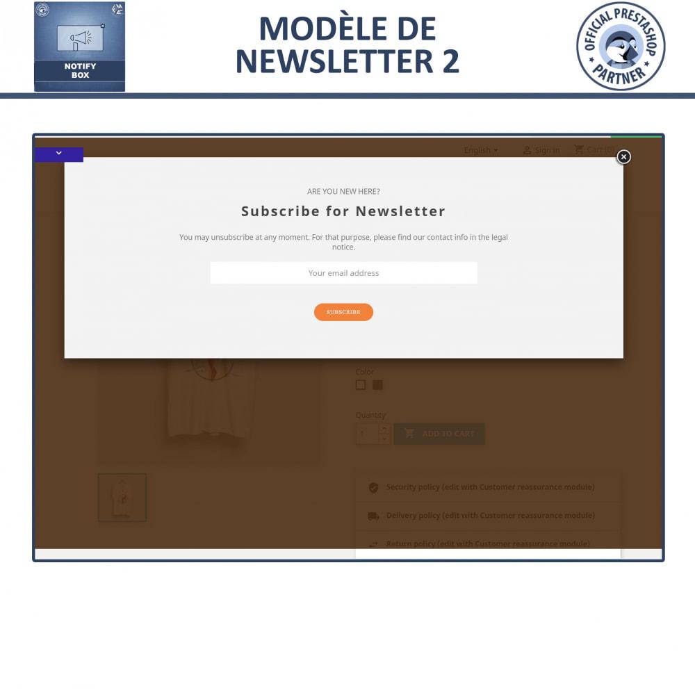module - Pop-up - Popup Promo et Notification - 3