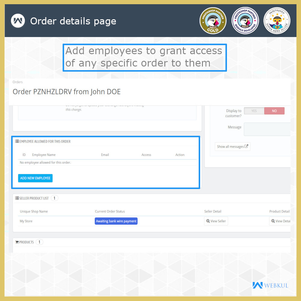 module - Amministrazione - Employee Advance Permission | Admin Staff - 14