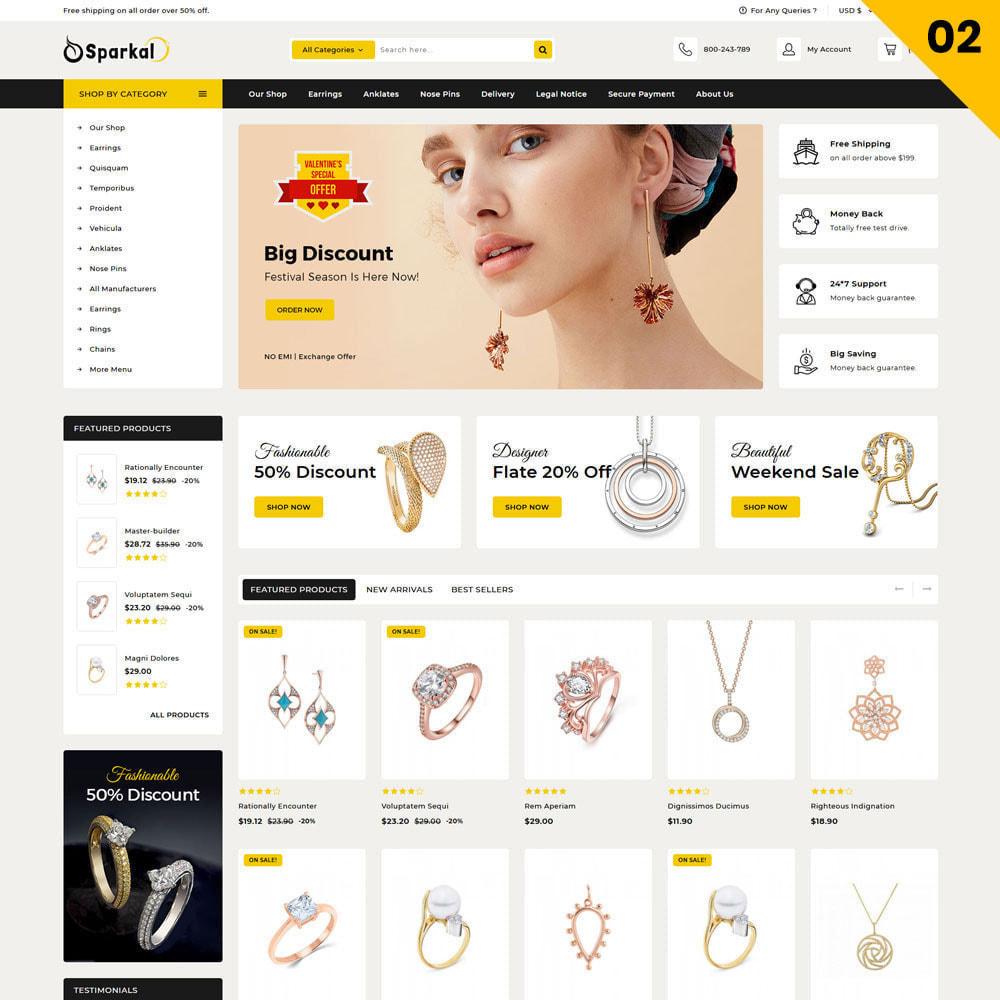 theme - Joyas y Accesorios - Sparkal - La tienda de joyas - 5