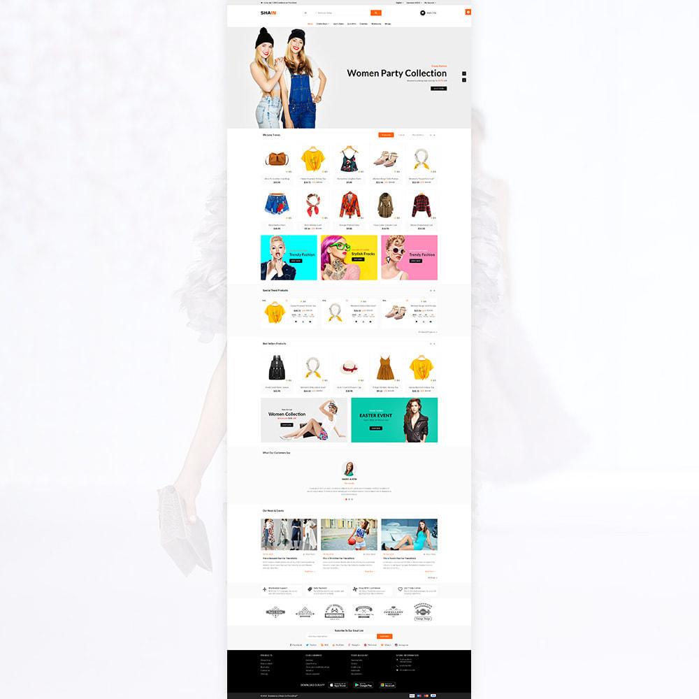 theme - Fashion & Shoes - Shain Fashion Stylish Stop - 2
