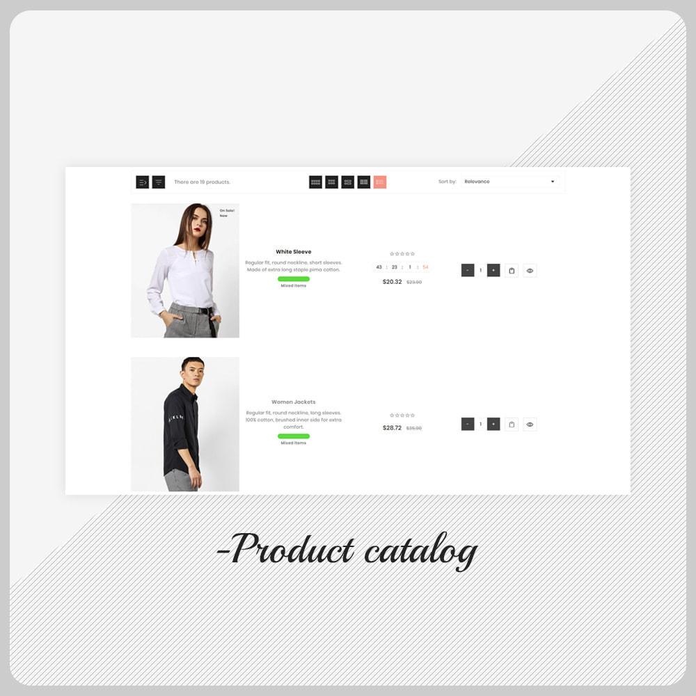 theme - Fashion & Shoes - Diadora Fashion Big Mall - 11